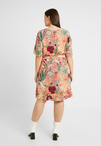 JUNAROSE - by VERO MODA - JRJESSICA KNEE DRESS - Day dress - ash rose - 3