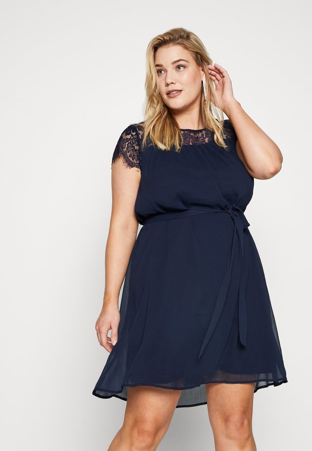 JRCAROLINA DRESS - Cocktail dress / Party dress - navy