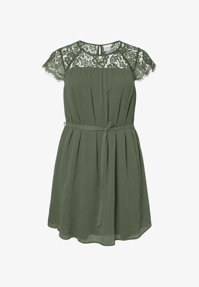 JRCAROLINA SS - K - Korte jurk - four leaf clover