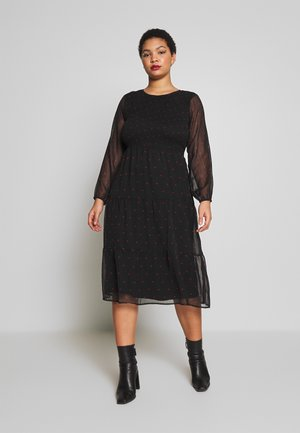 JROLIVA DRESS - Robe d'été - black