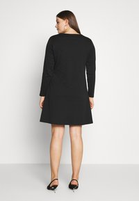 JUNAROSE - by VERO MODA - JRCHARLOTTE ABOVE KNEE DRESS - Vestido ligero - black - 2