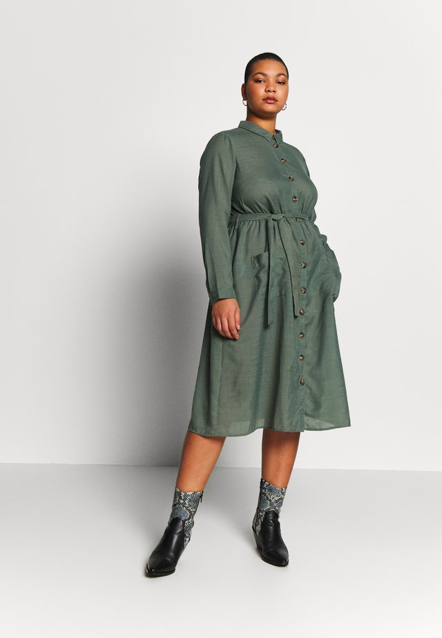 JRLYZA DRESS  - Shirt dress - laurel wreath