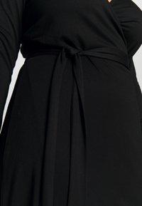 JUNAROSE - by VERO MODA - JRILOPUS  - Robe d'été - black - 6