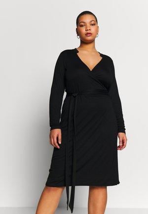 JRILOPUS  - Robe d'été - black