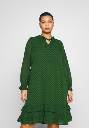 JRNIZA BELOW KNEE DRESS - Vapaa-ajan mekko - eden