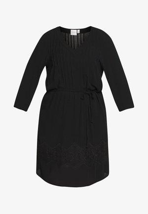 JRFLUKKA - Korte jurk - black