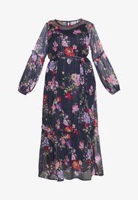 JUNAROSE - by VERO MODA - Maxi dress - dark blue/pink - 4