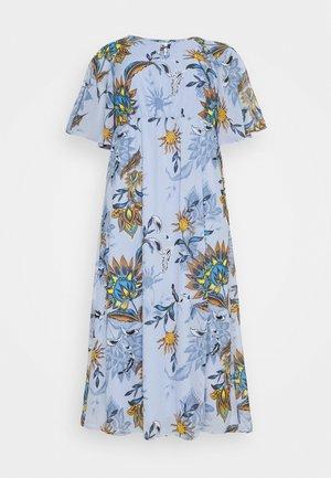 JRSHIRIAMIA SLEEVE DRESS  - Vapaa-ajan mekko - zen blue