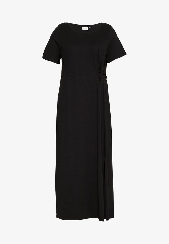 JRALVIA MAXI DRESS - Maxi-jurk - black