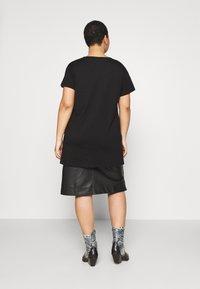 JUNAROSE - by VERO MODA - JRFLUAS - T-shirts print - black - 2