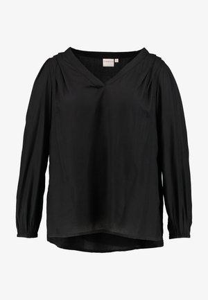 JRSULINA BLOUSE - Blouse - black