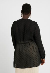 JUNAROSE - by VERO MODA - JRALIA TUNIC - Blouse - black