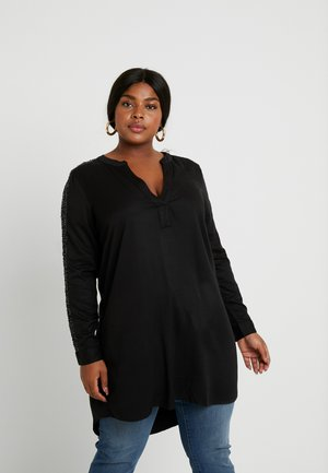 JRMALIRA LS TUNIC - Blouse - black