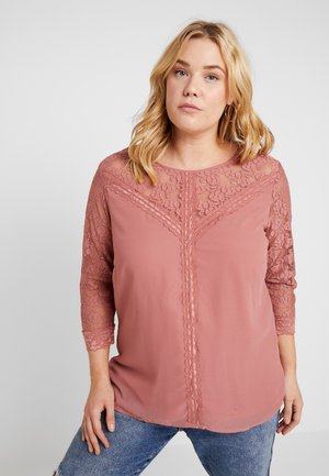 JRELYSA SLEEVE BLOUSE - Blouse - withered rose