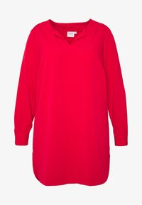 JUNAROSE - by VERO MODA - JRUNA TUNIC - Tunique - barbados cherry - 4