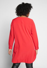 JUNAROSE - by VERO MODA - JRUNA TUNIC - Tunique - barbados cherry - 2