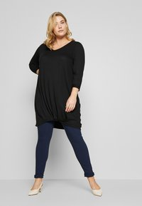 JUNAROSE - by VERO MODA - JRMONE - Tunique - black - 1