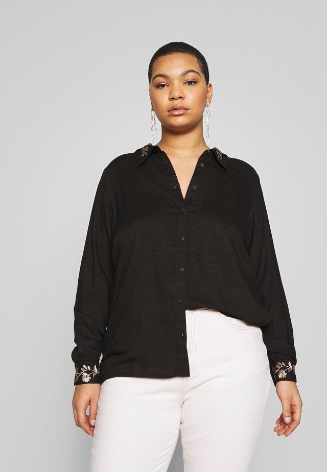 JROCTAVIA SHIRT - Skjorte - black