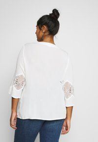 JUNAROSE - by VERO MODA - JRFLUKKA  - Blouse - snow white - 2