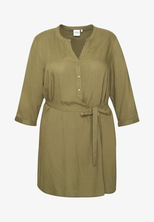 JRMERLE TUNIC - Tunic - covert green
