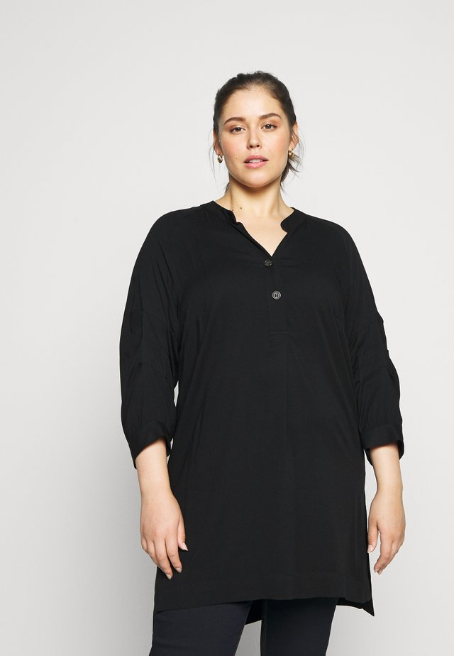 JRLINCO TUNIC - Tuniek - black