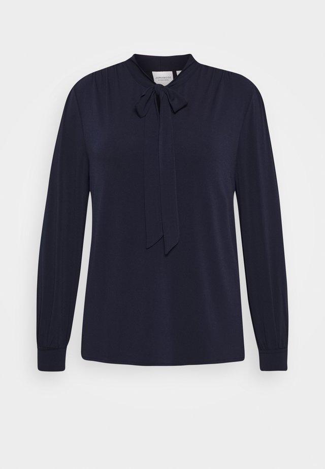JRCARRIE - Topper langermet - navy blazer