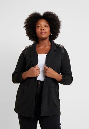 JRAGINA - Krátký kabát - black