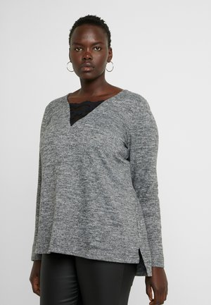 JRSANDIE - Neule - medium grey