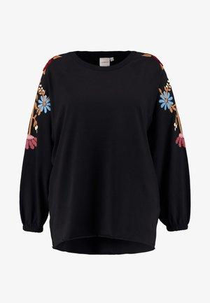 JRNEWHATIX - Sweatshirt - black
