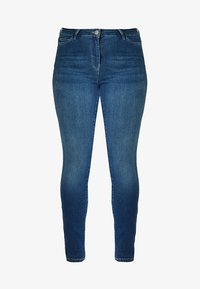 JUNAROSE - by VERO MODA - SHAPE  - Jeans Skinny - medium blue denim