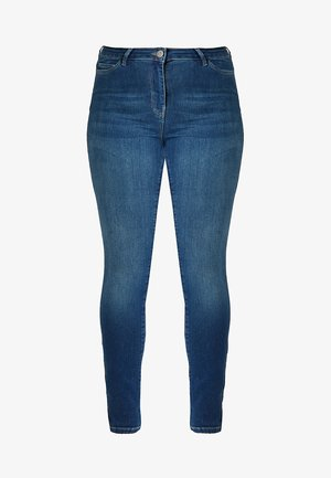 SHAPE  - Vaqueros pitillo - medium blue denim