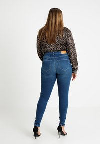 JUNAROSE - by VERO MODA - SHAPE  - Jeans Skinny Fit - medium blue denim - 2