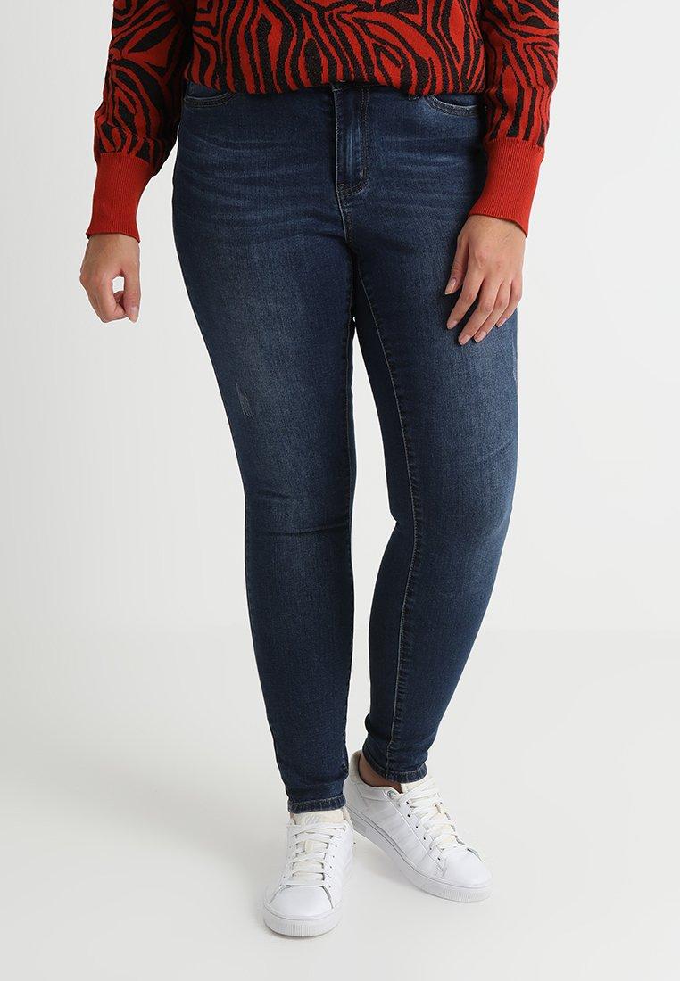 Junarose - JRFIVE - Jeans Skinny Fit - medium blue denim