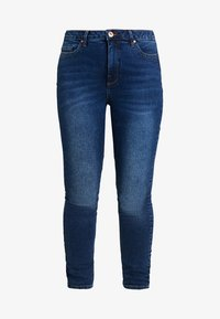 JUNAROSE - by VERO MODA - JRZERO NOVA  - Jeans Skinny Fit - medium blue denim - 4