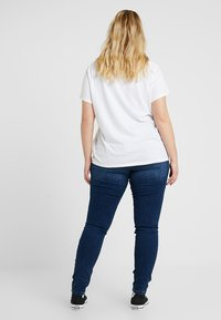 JUNAROSE - by VERO MODA - JRZERO NOVA  - Jeans Skinny Fit - medium blue denim - 2