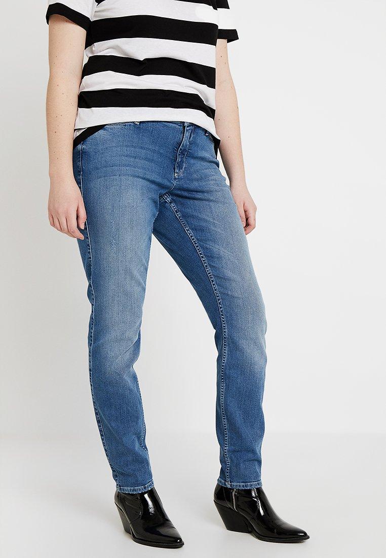 JUNAROSE - by VERO MODA - JRFIVE SL MADISON MB JEANS - Jeans Skinny Fit - medium blue denim
