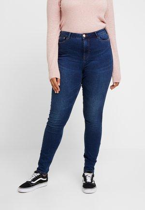 JRZERODANNA - Jeans Skinny - dark blue denim