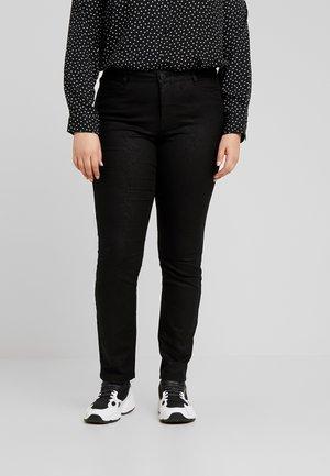 JRFIVESAKLIN SNAKE - Jeans Skinny Fit - black