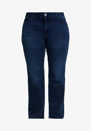 JRTENNIKITA - Jeans Skinny Fit - dark blue denim