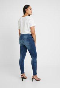 JUNAROSE - by VERO MODA - JRFOUROLESEA - Jeans Skinny Fit - medium blue denim - 2