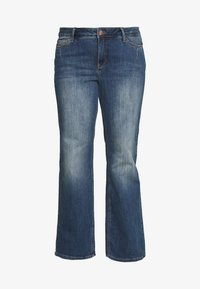 JUNAROSE - by VERO MODA - JULIVA - Jean droit - medium blue denim - 4