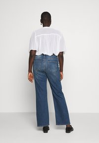 JUNAROSE - by VERO MODA - JULIVA - Jean droit - medium blue denim - 2
