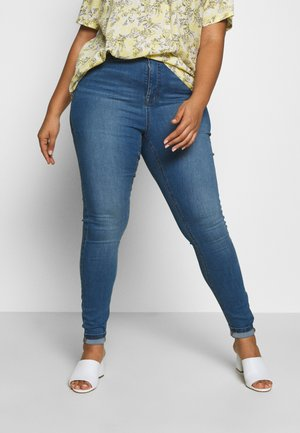 JRZEROTANJA - Jeans Skinny Fit - medium blue denim
