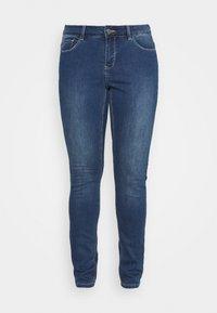 JUNAROSE - by VERO MODA - JRFIVEMUUTA - Jeans Skinny Fit - medium blue denim - 3