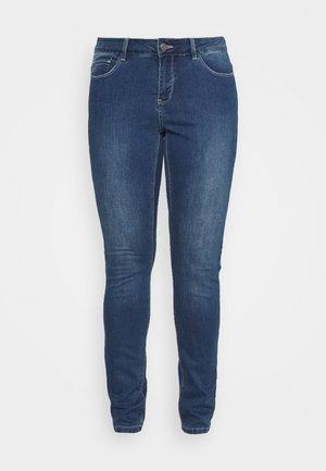 JRFIVEMUUTA - Skinny džíny - medium blue denim