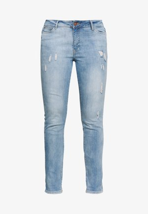 JRFIVE ADIA ANKLE  - Slim fit -farkut - light blue denim