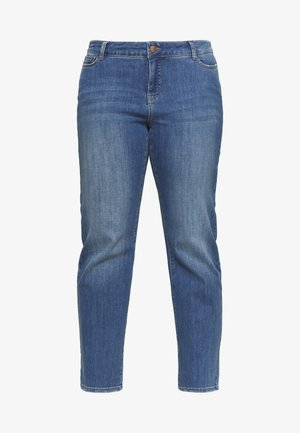 JRTEN - Vaqueros rectos - medium blue denim