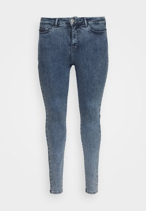 JRZERO ABRIZ - Jeans Skinny Fit - light blue denim