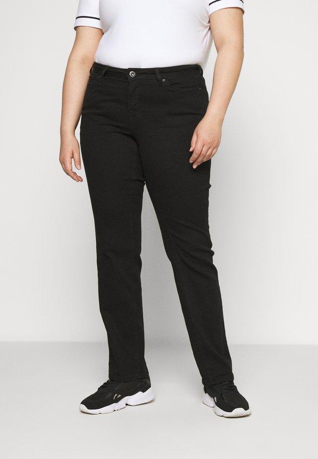 JRTENNOLA - Slim fit jeans - black