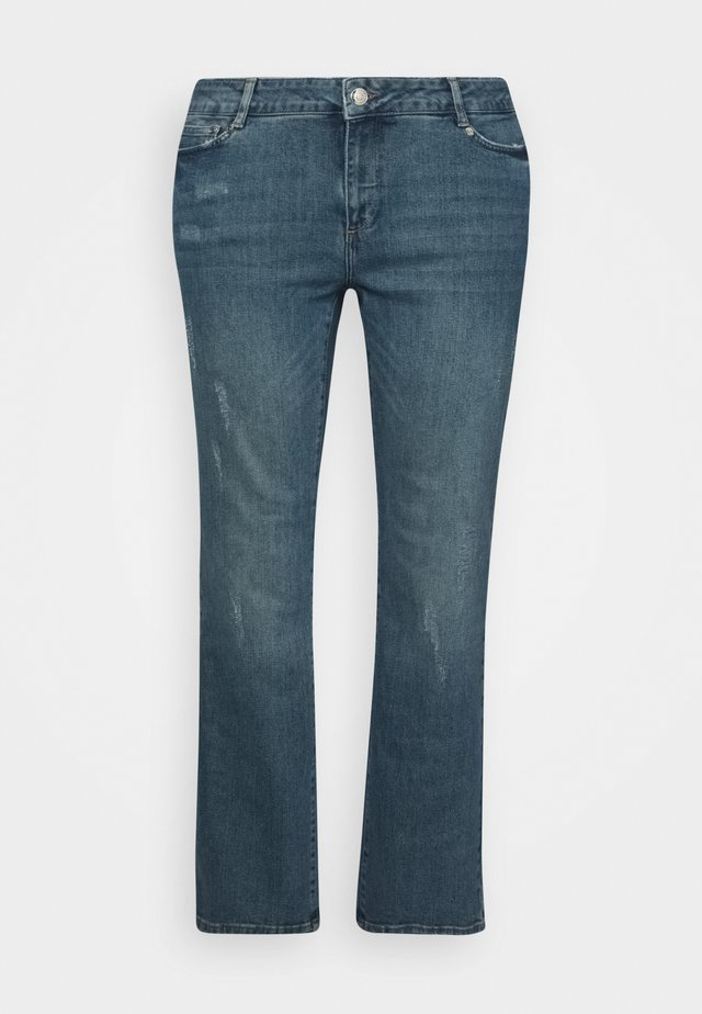 JRTENALIZE - Straight leg jeans - light blue denim